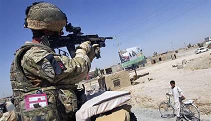 NATO Askerleri 2 Çocuğu Taciz Etti