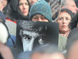 Hrantın Arkadaşları Adalet Peşinde...