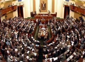 Mübarek Sonrası İlk Meclis Görevde