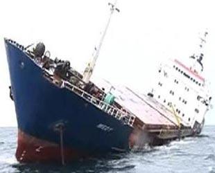Zonguldakta Gemi Battı: 8 Kayıp