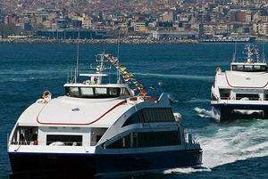 Deniz Otobüsü ve Uçak Seferleri İptal