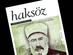 Haksöz Dergisi Şubat Sayısı İskilipli Dosyasıyla Çıktı!
