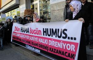Diyarbakır Tek Ses: Baas Gitsin Artık!