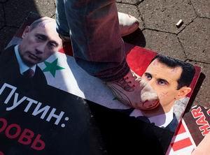 Putin, Beşar Esadı -Sonunda- Satar...