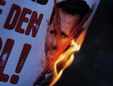 Esad Teröristlerle Savaşmada Kararlıymış