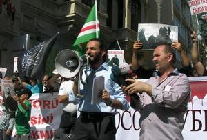 İmkander: Katil Rusya Ortadoğu'dan Defol!