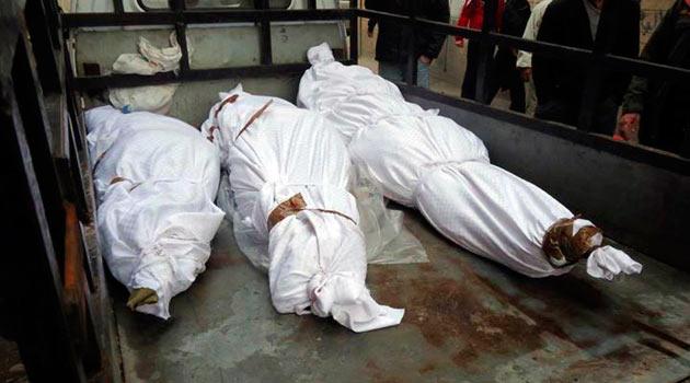 Suriye El Rastanda Katliam Yaptı: 70 Ölü