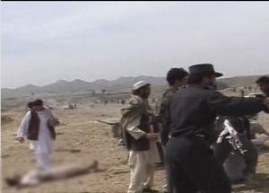 NATO Afganistan'da 11 Taliban Üyesini Öldürdü