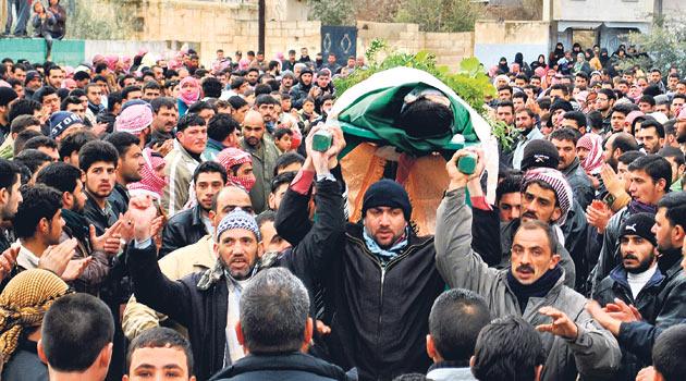 Lübnanda Esadçılar ile Muhalifler Çatıştı