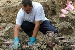 Peruçaç Barajı'ndan Toplu Mezar Çıktı