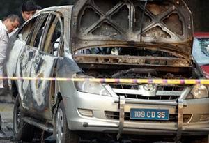 İran: İsrailli Diplomatlara Biz Saldırmadık