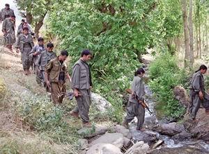 Baas Güçleri ile PKKlılar Çatıştı!