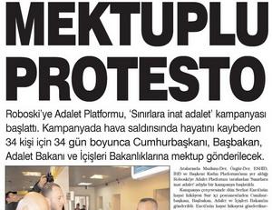 Mektuplu Protesto