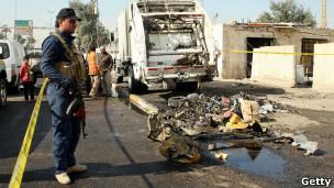 Irak'ta 10 Şehre Bombalı Saldırı: 50 Ölü