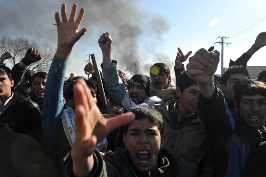 Afganistanda İşgalcilere Öfke Dinmiyor