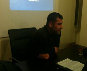 Tatvan, Şehid Metin Yüksel'i Unutmadı