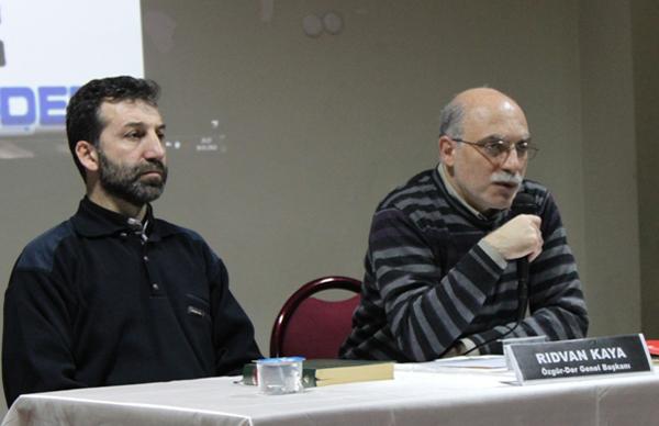 Geyvede 28 Şubat Paneli