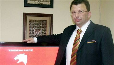 Ergenekon Partisi Başkanı Gözaltında