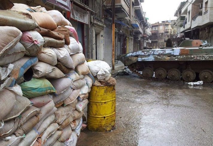 Esad Güçleri Baba Amra Giremedi