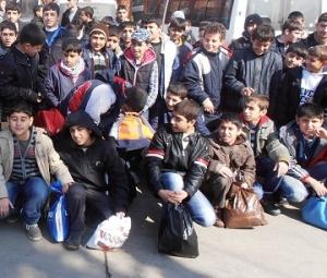Özgür-Der Ortaokul Gençliği Bingölde Buluştu