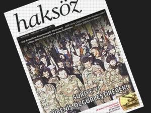 Haksöz Dergisinin 252. Sayısı (Mart 2012)