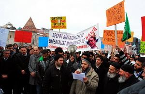Erzurum'dan Suriye İntifadasına Selam!