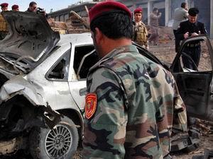 Irakta Silahlı Saldırı: 27 Polis Öldürüldü