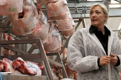 Fransada Helal Et Tartışması