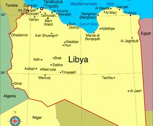 Libyada Rusya Elçiliğinde Gerilim