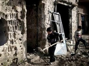 Bosnalaşan Suriye, Müdahale ve Emperyalizm