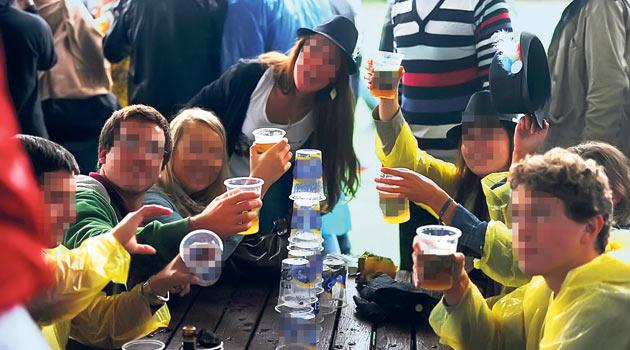 Alkolsüz Bira, Gençler İçin Kurulmuş Tuzak