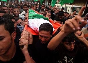 Siyonist İsrail Gazzeye Yine Saldırdı