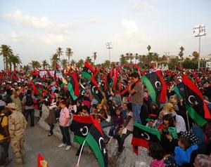 Libya'da Cuma Namazında Birlik Mesajı
