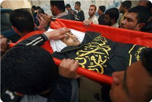 İsrail Gazzeyi Vurmaya Devam Ediyor
