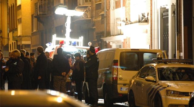 Brükselde Camiye Saldırı: 1 Ölü