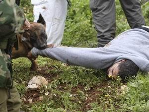 Filistinli Gence Köpekli İşkence