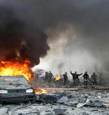 Suriye'de Direniş Şam'a Dayandı