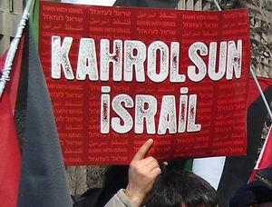 Ankara'daki İsrail Protestocuları Beraat Etti