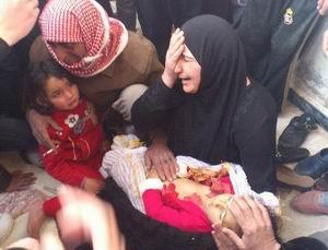Suriyede Bugün 35 Kişi Daha Katledildi