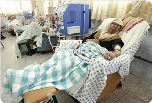 Elektrik Yok;  Yüzlerce Hasta Tehlikede