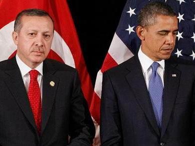Erdoğan-Obama Görüşmesi Başladı
