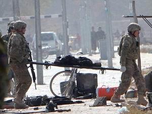 NATO Üssüne Saldırı: 2 İşgalci Öldürüldü