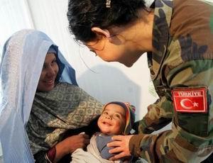 Türkiye Askeri Hangi Amaçla Afganistanda?