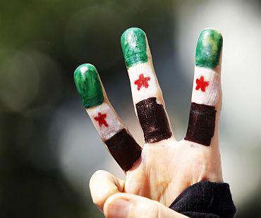 Suriye Milli Meclisi İstanbulda Toplandı