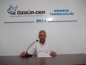 Amasya'da Hac İbadetinde Semboller ve Tevhid-Şirk İlişkisi Konuşuldu