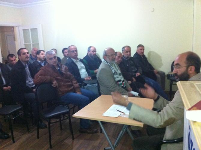 Beykoz'da Sağ-Sol Sapma Konusu Tartışıldı