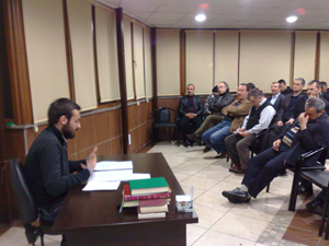 Zonguldakta Muhafazakarlık Semineri