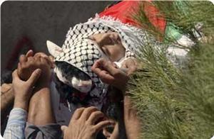 Filistin Toprak Gününde Bir Şehit