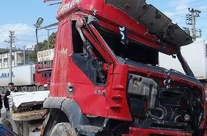 Halepte Öldürülen Şoförün TIRı Getirildi