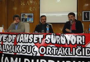 Ispartada İnsanlık İçin Suriye Paneli